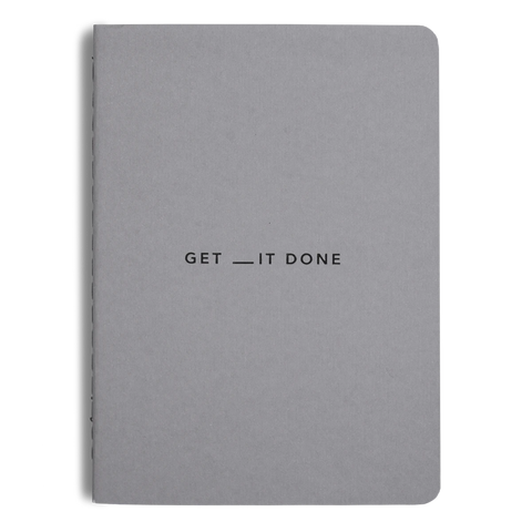 Get __it Done, Mini Pocket Notebook by MiGoals