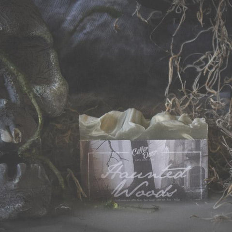 Cellar Door Bar Soap: Haunted Woods