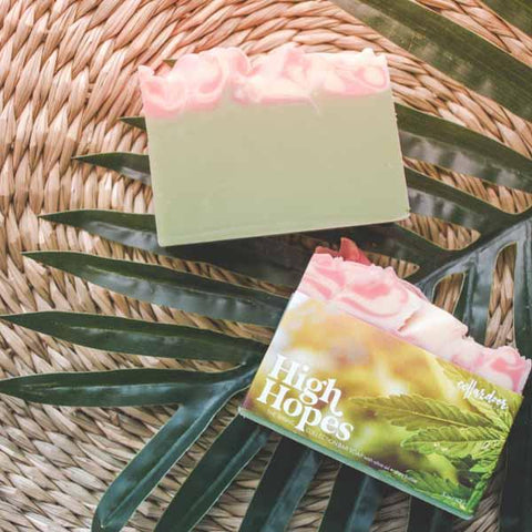 Cellar Door Bar Soap: High Hopes
