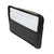 Black Lambskin Leather Card Holder Wallet, by Hold Supply