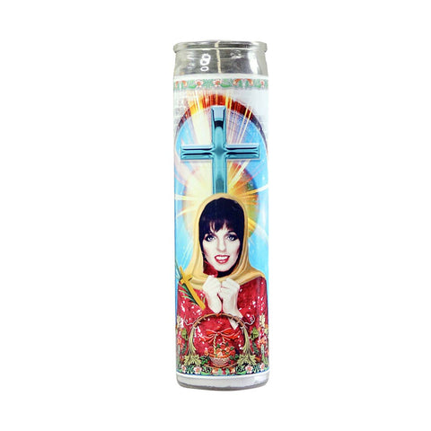 Liza Minnelli Prayer Candle. Celebrity Saint Prayer Candle, by Do Pray Tell