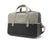 M.R.K.T. Martin Travel Bag, Charcoal / Stone Grey