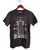 MCS Detroit Train Station Blueprint Fashion Tee, dark grey heather.  By Well done Goods
