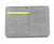 M.R.K.T. Mateo Mini Briefcase, interior removable laptop sleeve