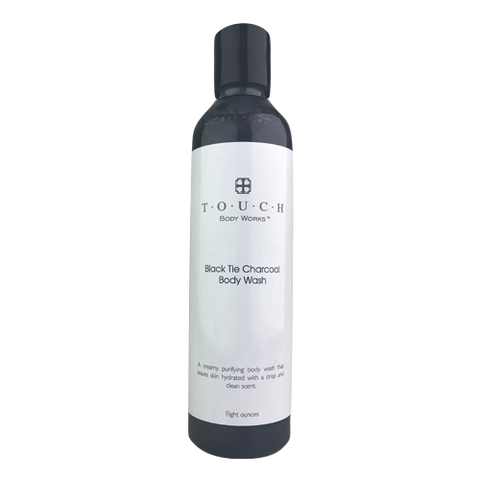 Black Tie Charcoal Body Wash