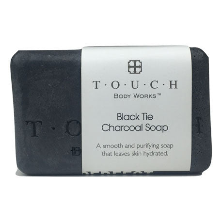 Black Tie Charcoal Soap