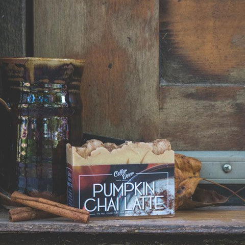 Cellar Door Bar Soap: Pumpkin Chai Latte