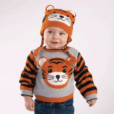 Zubels 100% Organic Cotton Kids Sweaters