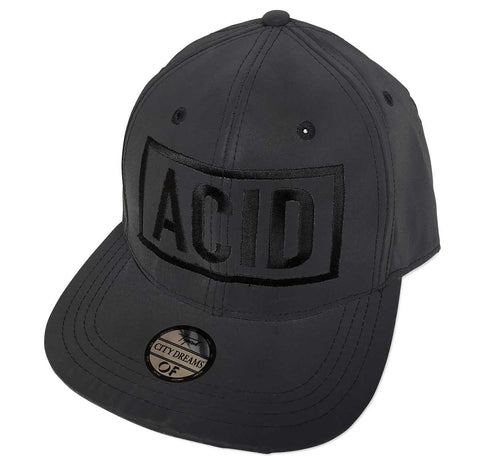 bdf711fa559 Limited Edition 3d Embroidered Retroreflective Cap. Well Done Goods