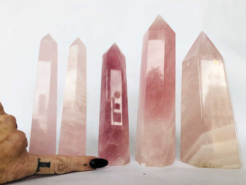 Rose Quartz Towers, XL