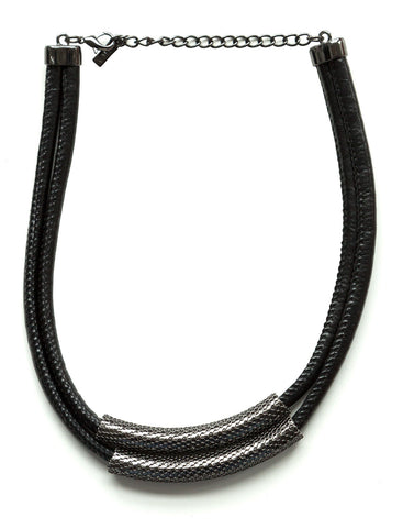 Leather Cord Necklace, Well Done Goods