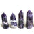 Chevron Amethyst Crystal Points