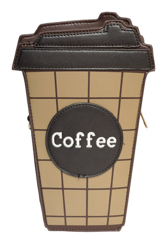 Coffee Mug 3D Purse, Well Done Goods