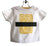 Egg Omelet Sushi Toddler T-Shirt, Tamago Nigiri Print. By Well Done Goods