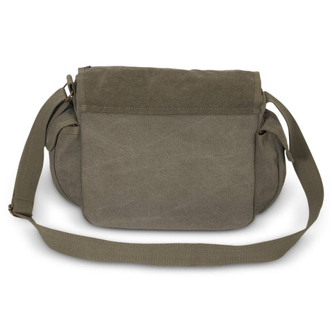 073a8f154b12 Small Canvas Messenger Bag
