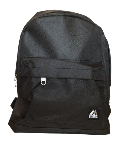 Everest Black Backpack, Well Done Goods