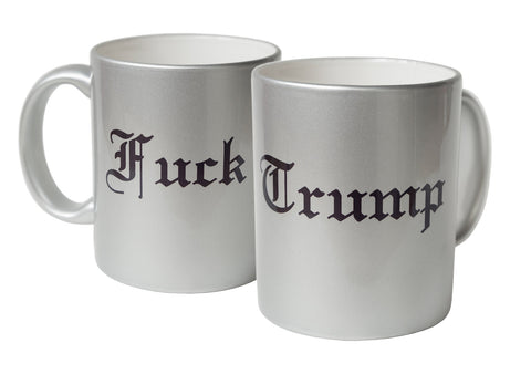 F*ck Trump Mug, Political Coffee Cup, Well Done Goods