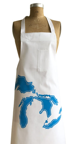 Great Lakes Chef Apron