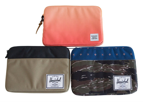 Herschel Supply Co. iPad Air Cases, by Well Done Goods
