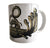 Albertus Seba Hydra Print Mug, Natural History Coffee Cup. Well Done Goods