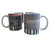 Juno-106 Mugs, Vintage Synthesizer Coffee Cups. Well Done Goods by Cyberoptix