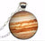 Planet Science Necklace: Jupiter. Well Done Goods