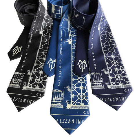 Michigan Opera Theatre Neckties and Logo Tail, Well Done Goods by Cyberoptix
