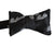 Packard Script Pattern Bow Tie, by Cyberoptix