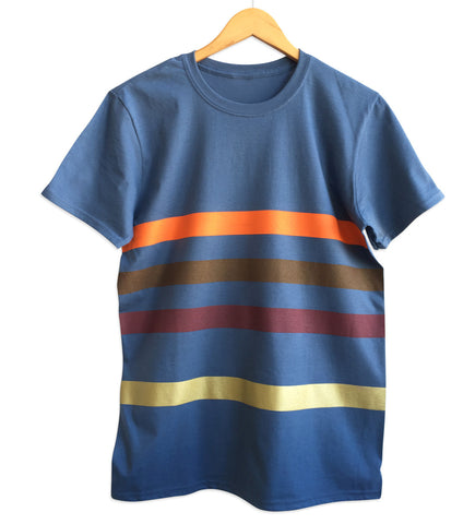 Resistor Code Lake Blue Adult T-Shirt, Well Done Goods