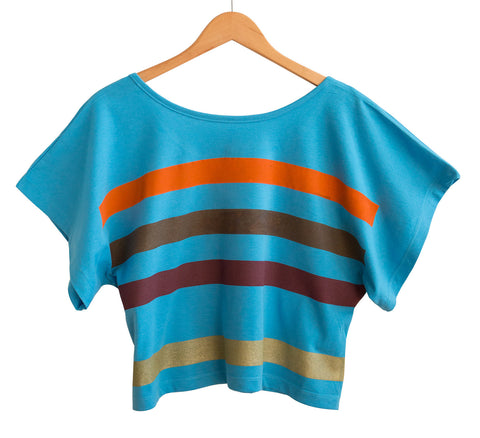 Resistor Code Crop Top, Well Done Goods