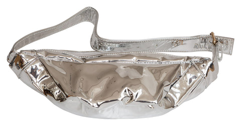 Shiny Reflective Fanny Pack, Well Done Goods