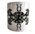Snake Print Coffee Mug, Natural History Cup
