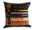 808 Drum Machine Throw Pillow, black. Well Done Goods by Cyberoptix