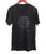 Transmat Logo Black V-Neck Shirt, Transmat Records, Well Done Goods