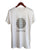 Transmat Logo White V-Neck Shirt, Transmat Records, Well Done Goods