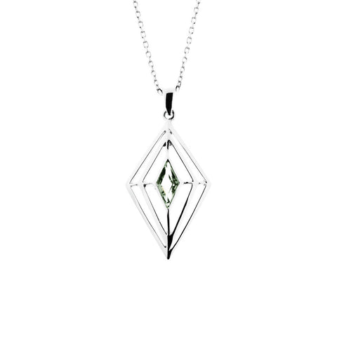 Roxy pendant green