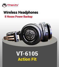 Vingajoy VT-6105 Wireless Headphone