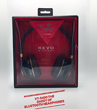 Vingajoy VT-5400 Wireless Headphone