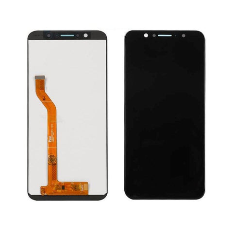 LCD with Touch Screen for Asus Zenfone Max Pro (M1) ZB601KL - Black (display glass combo folder)