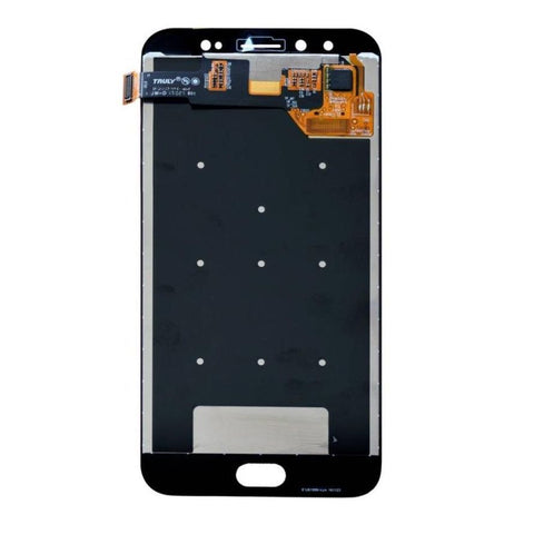 LCD with Touch Screen for Vivo V5 Plus - Rose Gold (display glass combo folder)