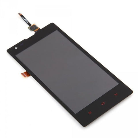 LCD with Touch Screen for Xiaomi Redmi 1S - Black (display glass combo folder)