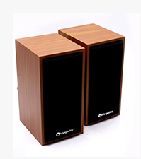 Vingajoy CP-016 | Computer Speaker With Light Emitting effect