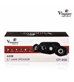 Vingajoy CP-408 Wired Speaker