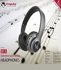 Vingajoy VT 6130 Bluetooth Headphone