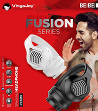 Vingajoy VT-6150 Fusion Wireless Headphone