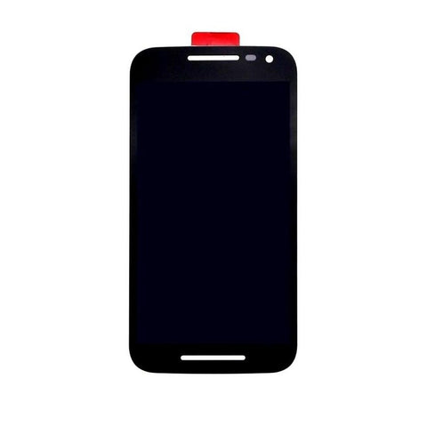 LCD with Touch Screen for Motorola Moto G Turbo Edition - Black