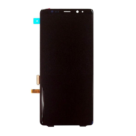 LCD with Touch Screen for Samsung Galaxy Note 8 - Pink (display glass combo folder)