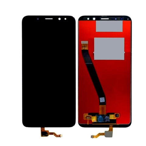 LCD with Touch Screen for Honor 9i - Black (display glass combo folder)