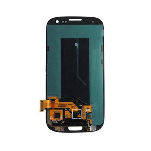 LCD with Touch Screen for Samsung Galaxy S3 Neo - White (display glass combo folder)