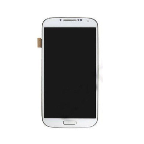 LCD with Touch Screen for Samsung I9506 Galaxy S4 - White